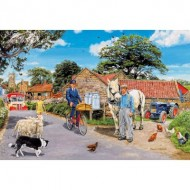 Puzzle  Gibsons-G2218 Pièces XXL - Trevor Mitchell - Olive House Farm