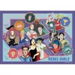 Puzzle  Gibsons-G2221 Pièces XXL - Rebel Girls