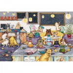 Puzzle  Gibsons-G2706 Pièces XXL - Linda Jane Smith: Barks Cafe