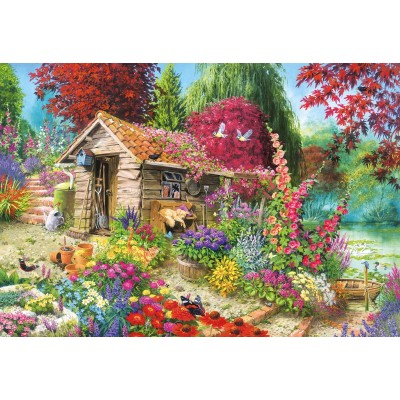 Puzzle Gibsons-G3096 A Dog's Life