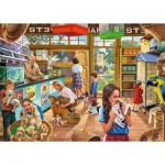 Puzzle  Gibsons-G3518 Pièces XXL - New Friends