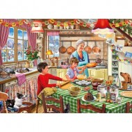 Puzzle  Gibsons-G3532 Pièces XXL - Christmas Treats