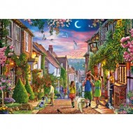 Puzzle  Gibsons-G3546 Pièces XXL - Mermaid Street Rye
