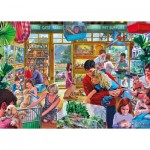 Puzzle  Gibsons-G3547 Pièces XXL - Furry Friends