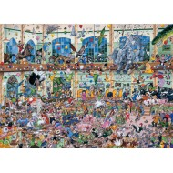 Puzzle  Gibsons-G514 J'aime les animaux
