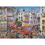 Puzzle  Gibsons-G579 J'aime Londres