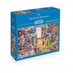 Puzzle  Gibsons-G6159 Tony Ryan : Beads and Buttons
