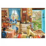 Puzzle  Gibsons-G6166 Steve Crisp : Home Sweet Home
