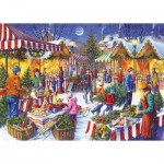 Puzzle  Gibsons-G6179 Tony Ryan : Christmas Fayre