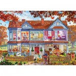 Puzzle  Gibsons-G6223 Autumn Home