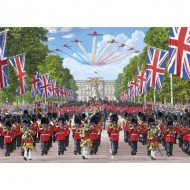 Puzzle  Gibsons-G6239 Trooping The Colour