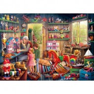 Puzzle  Gibsons-G6249 Toymaker's Workshop