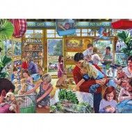 Puzzle  Gibsons-G6291 Furry Friends