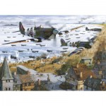 Puzzle  Gibsons-G7099 D-Day Landings