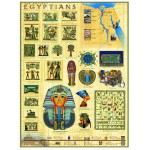 Puzzle  Eurographics-6000-0083 Les Egyptiens