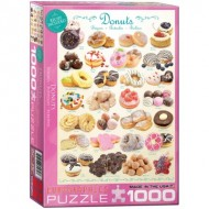 Puzzle  Eurographics-6000-0430 Donuts