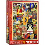 Puzzle  Eurographics-6000-0769 Vintage Posters