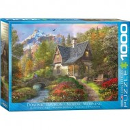 Puzzle  Eurographics-6000-0966 Dominic Davison - Nordic Morning