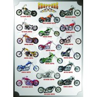 Puzzle  Eurographics-6000-1021 Choppers