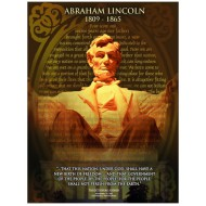 Puzzle  Eurographics-6000-1433 Abraham Lincoln