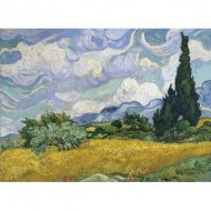 Puzzle  Eurographics-6000-5307 Van Gogh Vincent - Wheat Field with Cypresses