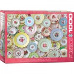 Puzzle  Eurographics-6000-5315 Collection d'Assiettes