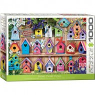 Puzzle  Eurographics-6000-5328 Home Tweet Home