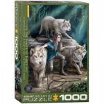 Puzzle  Eurographics-6000-5476 Anne Stokes - The Power of Three