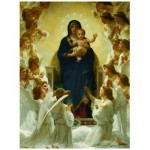 Puzzle  Eurographics-6000-7064 Vierge aux anges