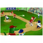 Puzzle  Eurographics-6060-0484 Base-ball de Ligue Junior