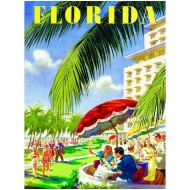 Puzzle  Eurographics-8000-0398 Floride