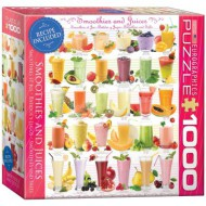 Puzzle  Eurographics-8000-0591 Smoothies and Jus