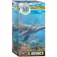 Puzzle  Eurographics-8251-5560 Save the Planet - Dolphins