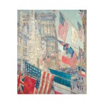 Puzzle  Puzzle-Michele-Wilson-A237-350 Childe Hassam : Allies Day May 1917