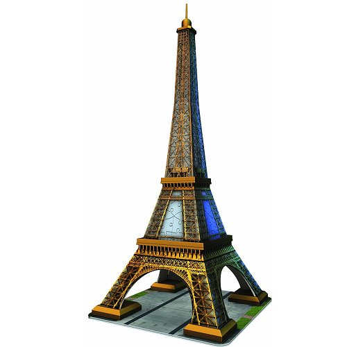 la tour eiffel 216 pi ces puzzle 3d ravenburger puzzle acheter en ligne. Black Bedroom Furniture Sets. Home Design Ideas