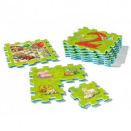 Ravensburger-03008 Puzzle Géant de Sol - My First Play Puzzles