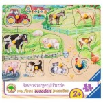 Ravensburger-03689 My First Wooden Puzzles