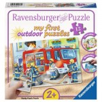 Ravensburger-05613 My First Outdoor Puzzles