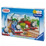 Ravensburger-07050 Puzzle Géant de Sol - Thomas le Train