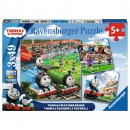 Puzzle  Ravensburger-08037 Thomas & Friends
