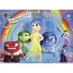 Puzzle  Ravensburger-10567 Pièces XXL - Disney Pixar: Inside Out