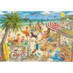 Puzzle  Ravensburger-10842 Pièces XXL - Sunshine at Shelly's