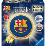 Ravensburger-11166 Puzzle Ball 3D avec Led - FC Barcelone