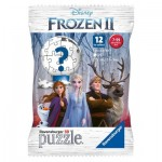 Ravensburger-11682 Puzzle Ball Surprise - La Reine des Neiges