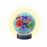 Ravensburger-11773 Puzzle Ball 3D - PJ Masks