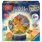 Ravensburger-11815 Puzzle Ball 3D - Lion Guard