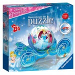 Ravensburger-11823 Puzzle 3D - Disney Princess