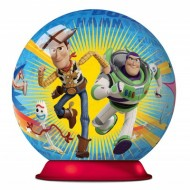 Ravensburger-11847 3D Puzzle Ball - Toy Story