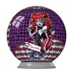 Ravensburger-11899-03 Puzzle 3D - Monster High : Operetta