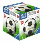Ravensburger-11937-01 Puzzle-Ball 3D - 1970 Fifa Word Cup